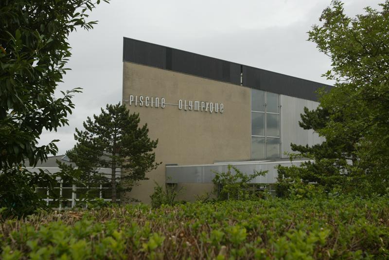 Piscine olympique municipale ville de colombes - Revetement de piscine resine colombes ...