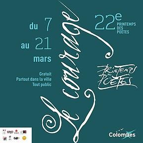 Voir l'evenement : Printemps des Poètes / ANNULÉ