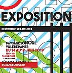 Voir l'evenement : Paysage sonore, Ville de papier