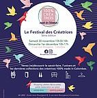 Voir l'evenement : 3e Festival des créatrices 100% made in Colombes