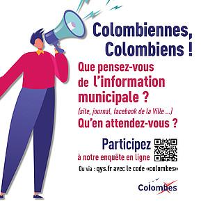 Voir l'evenement : Que pensez-vous de l'information municipale ?