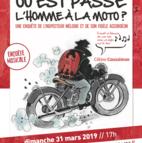 Voir l'evenement : Où est passé l'homme à la moto ?