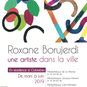 Voir l'evenement : Une artiste dans la ville