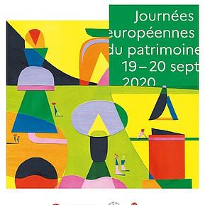 Voir l'evenement : Les Journées Européennes du Patrimoine