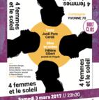 Voir l'evenement : Quatre femmes et le soleil