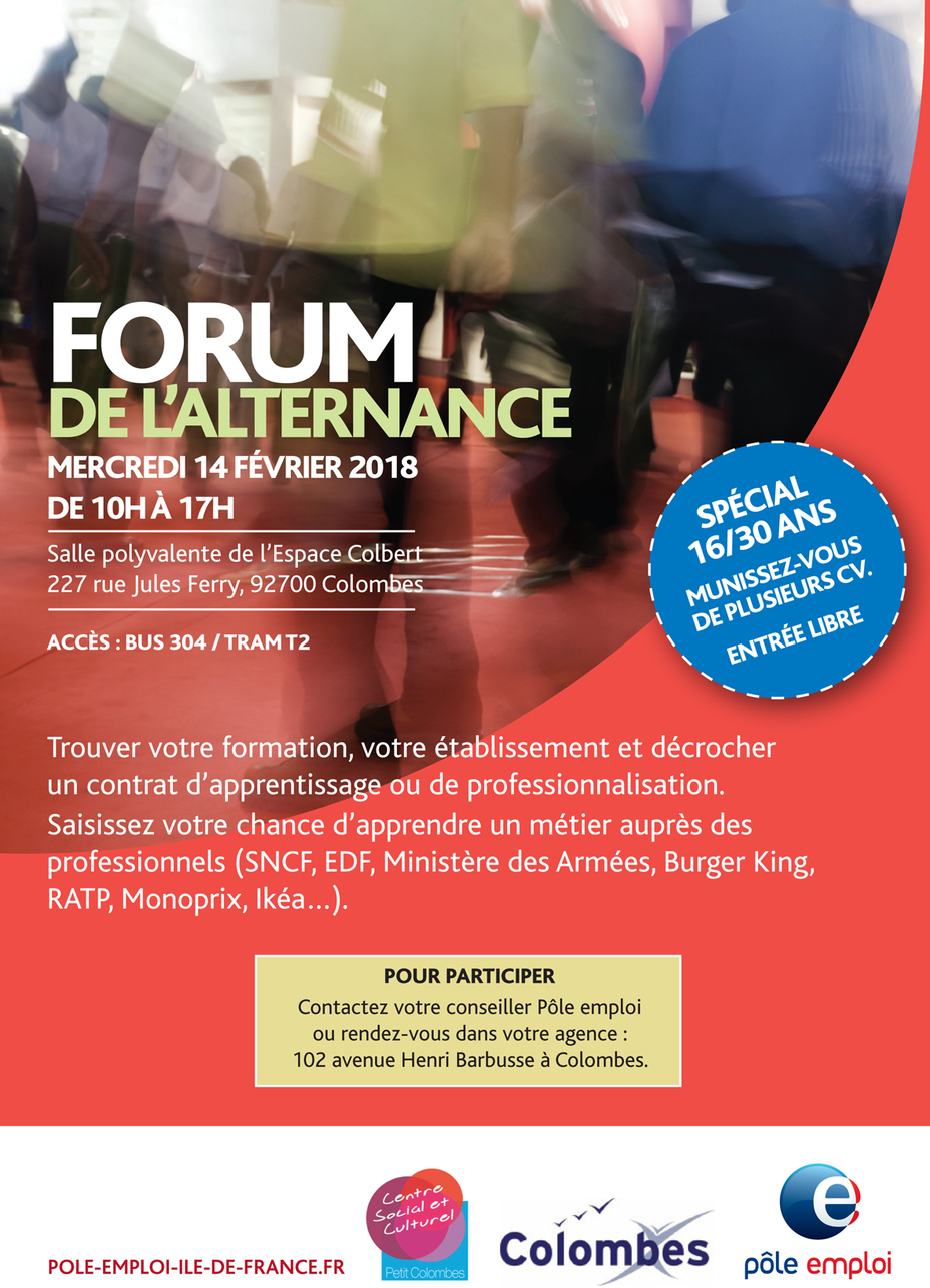 forum de l u0026 39 alternance