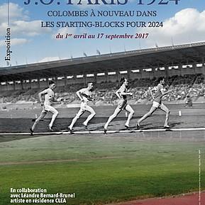 Voir l'evenement : JO Paris 1924, Colombes à nouveau dans les starting-blocks pour 2024