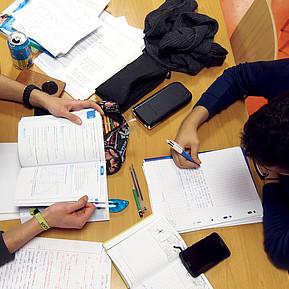 Voir l'evenement : Préparer ses examens à la médiathèque