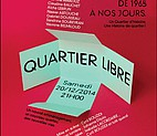 Voir l'evenement : Quartier libre