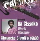 Voir l'evenement : Ba Cissoko - Soirée africaine