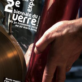 Voir l'evenement : Mouvement, encre, empreintes : deuxième Biennale du Verre
