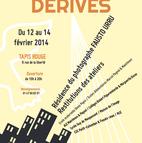 Voir l'evenement : Colombes Dérives