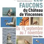 Voir l'evenement : Les faucons du Château de Vincennes