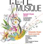 Voir l'evenement : Trois jours pour f�ter la musique