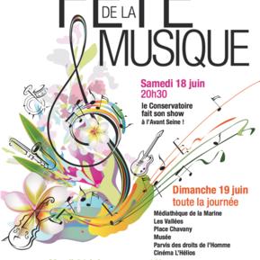 Voir l'evenement : Trois jours pour fêter la musique