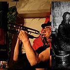 Voir l'evenement : Soirée 2 X 2  avec Itaru Oki / Tchangodei duo et Claudine François / Benjamin Sanz duo