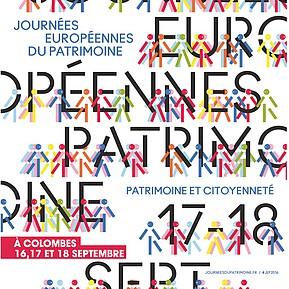 Voir l'evenement : Journées Européennes du Patrimoine