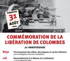 Voir l'evenement : Commémoration de la libération de Colombes