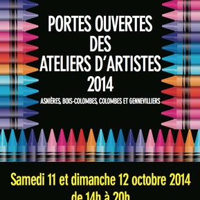 Voir l'evenement : Portes ouvertes des Ateliers d'artistes