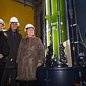 Consulter l'article : Un puits de carbone pour lutter contre la pollution