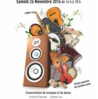 Voir l'evenement : Fête de la Sainte-Cécile
