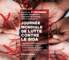 Voir l'evenement : Journée mondiale de lutte contre le Sida