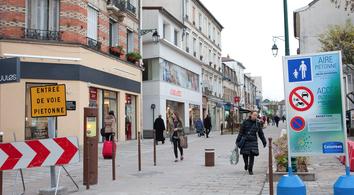 Nouvelle circulation sur St Denis