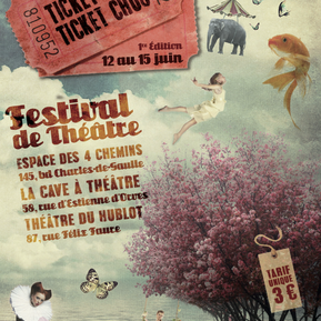 Voir l'evenement : Festival Ticket Chic, Ticket Choc