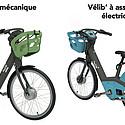 Consulter l'article : Le Vélib' à Colombes en 2018