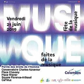 Voir l'evenement : Fête de la musique