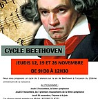 Voir l'evenement : Cycle Beethoven (Annulé)