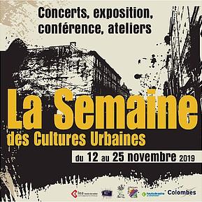 Voir l'evenement : Semaine des Cultures urbaines