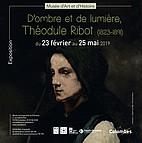 Voir l'evenement : D'ombre et de lumière, Théodule Ribot (1823-1891)