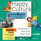 Voir l'evenement : Happy Culture
