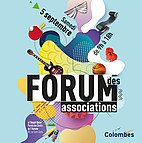 Voir l'evenement : Forum des Associations
