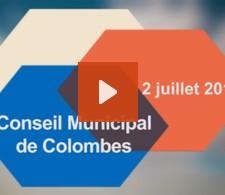 Visionnez la video : Conseil municipal du 2 juillet 2015