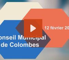 Visionnez la video : Conseil municipal du 12 février 2015