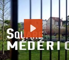 Visionnez la video : Inauguration du square Médéric